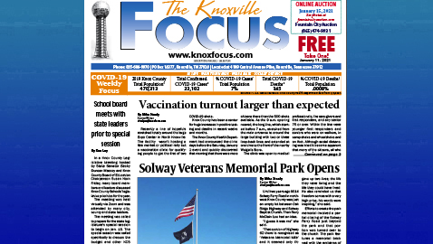 The Knoxville Focus for January 11, 2021