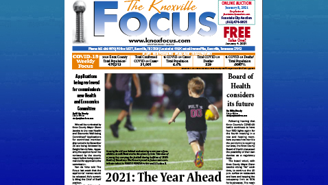 The Knoxville Focus for January 4, 2021