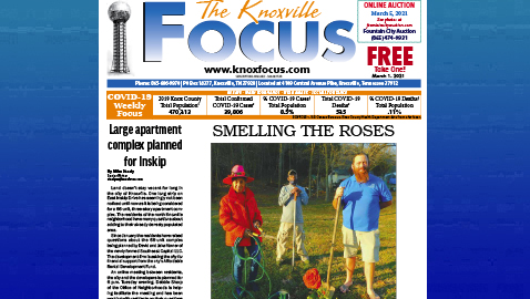 The Knoxville Focus for March 1, 2021