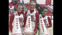 Halls cheerleaders are 'thankful' to get to finish the season