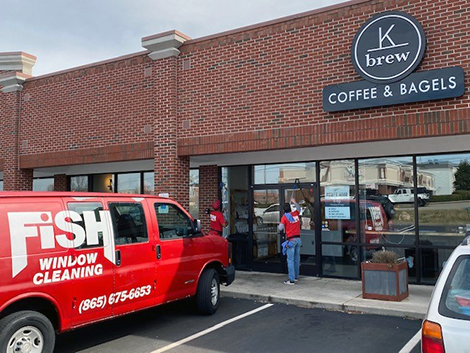 Local business commits Random Act of Kindness