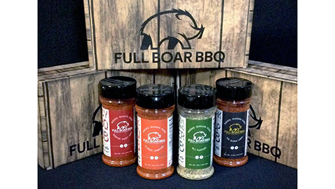 Full Boar BBQ now a thriving home business