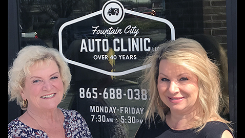 Fountain City Auto Clinic is a family tradition