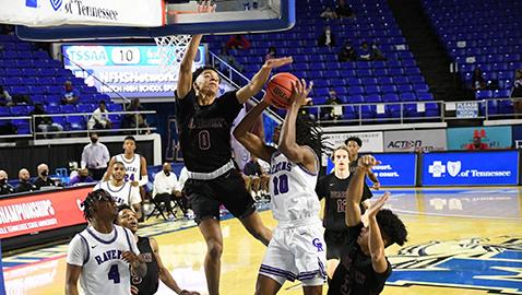 2020-21 team put its 'own brand' on Bearden basketball