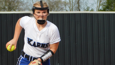 Breeden's game-ending catch gives Karns 2-1 win