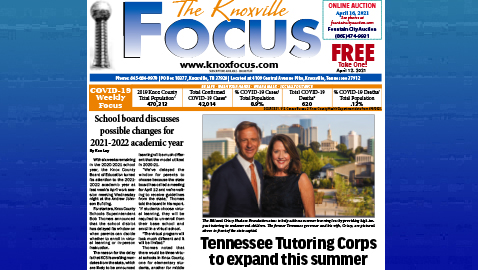 The Knoxville Focus for April 12, 2021
