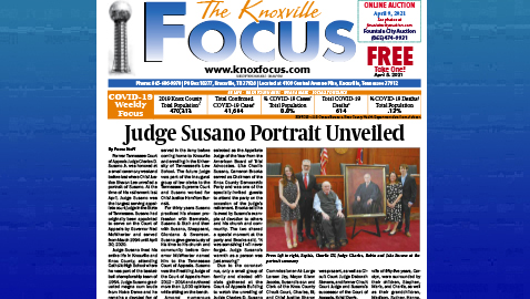 The Knoxville Focus for April 5, 2021