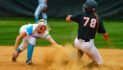 Powell 'survives' in 2-1 win over rival Gibbs