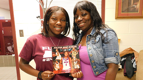 Bryan College signee talks about adversity she overcame