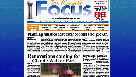 The Knoxville Focus for May 24, 2021
